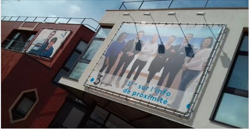 Préavis de grève à France Télévisions : non à la régionalisation à marche forcée