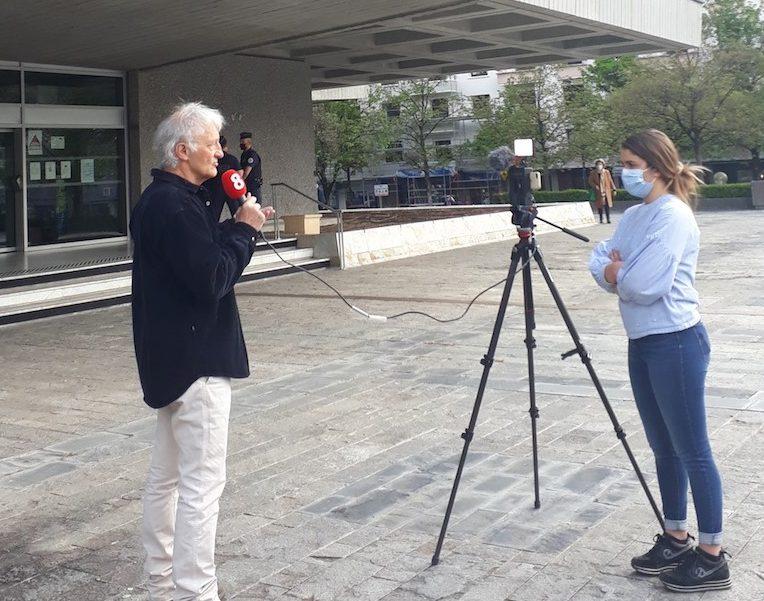 Journalistes et manifestants : Gérard Fumex relaxé au nom de la liberté d'informer