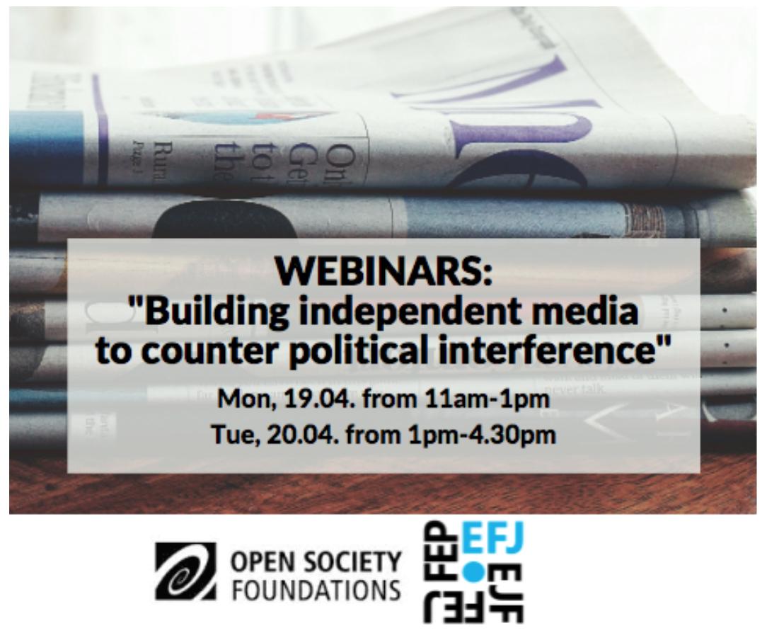 Pologne, Hongrie… : en Europe, construire des médias indépendants pour contrer l'ingérence politique