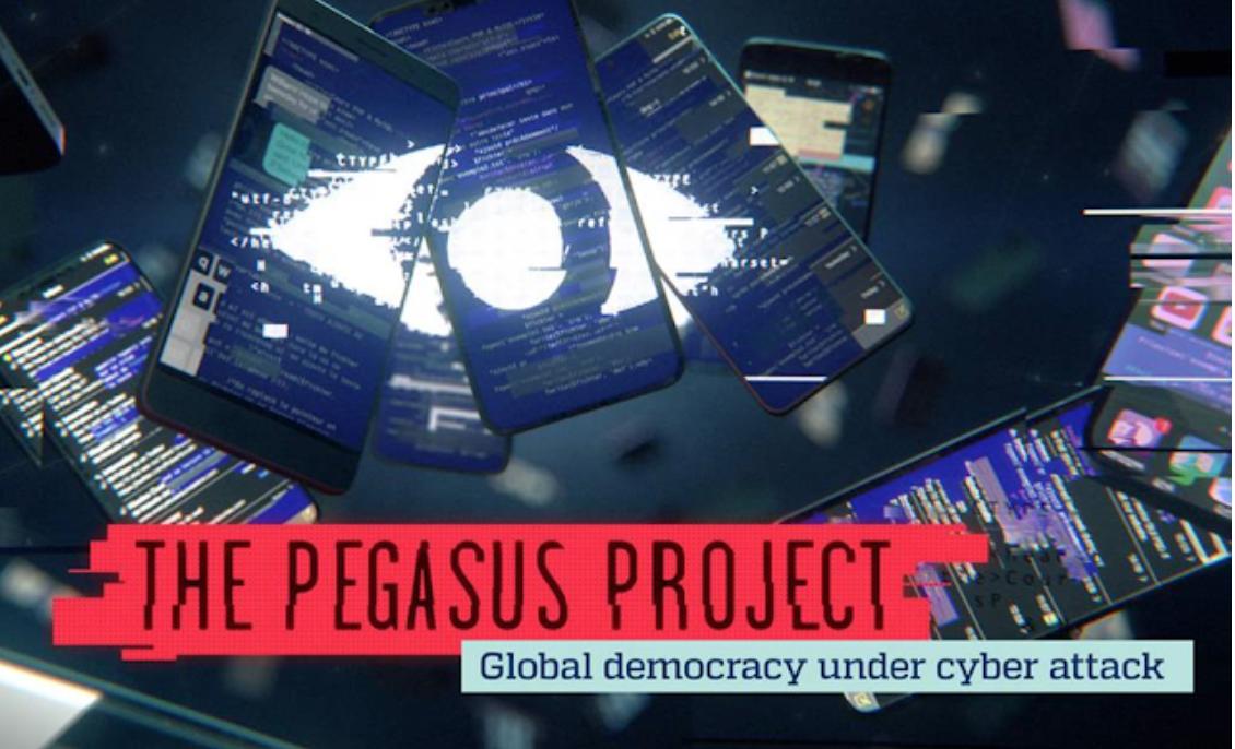 Logiciel espion Pegasus : face aux ingérences, redoublons de vigilance !