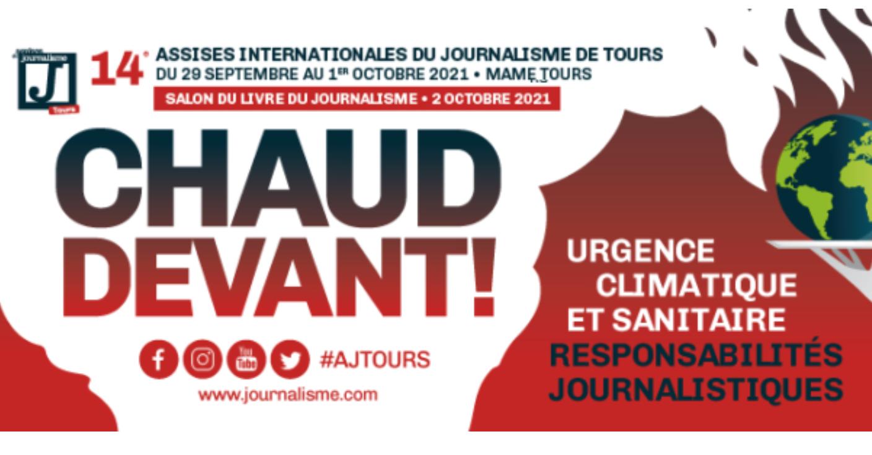 Tous à Tours du 29/09 au 1er/10 pour les Assises du journalisme ! Présence de Laurent Berger, et invitation des adhérents CFDT